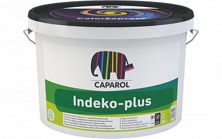 Краска Caparol Indeko-plus B1 2,5л